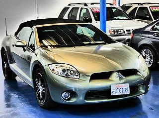 Image of Used 2008 Mitsubishi Eclipse GS