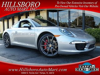 Image of Used 2013 Porsche 911 Carrera S