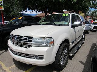 Image of Used 2007 Lincoln Navigator / Navigator L Luxury