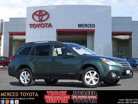 Image of Used 2013 Subaru Outback 2.5i
