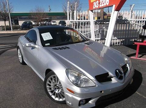 Image of Used 2005 Mercedes-Benz SLK-class 55 AMG