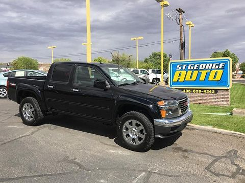 Image of Used 2012 GMC Canyon SLT