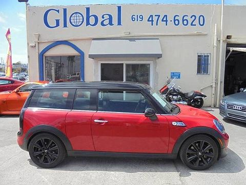 Image of Used 2013 Mini Cooper Clubman S / JCW S