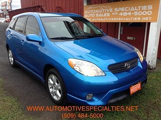 Image of Used 2007 Toyota Matrix