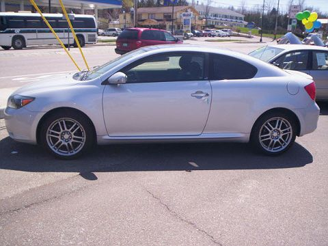 Image of Used 2005 Scion tC Base