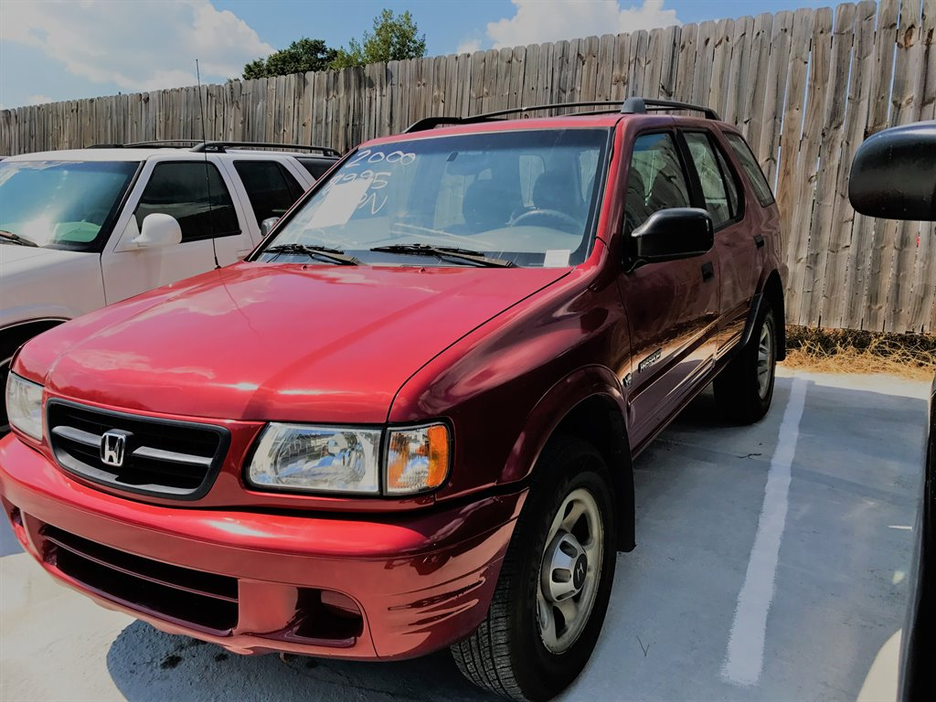 Listing All Cars 2000 Honda Passport Lx
