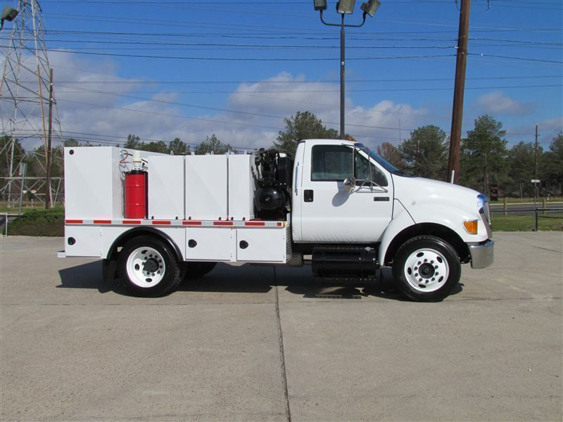 2007 Ford F-650 for Sale in Houston, TX Image 1