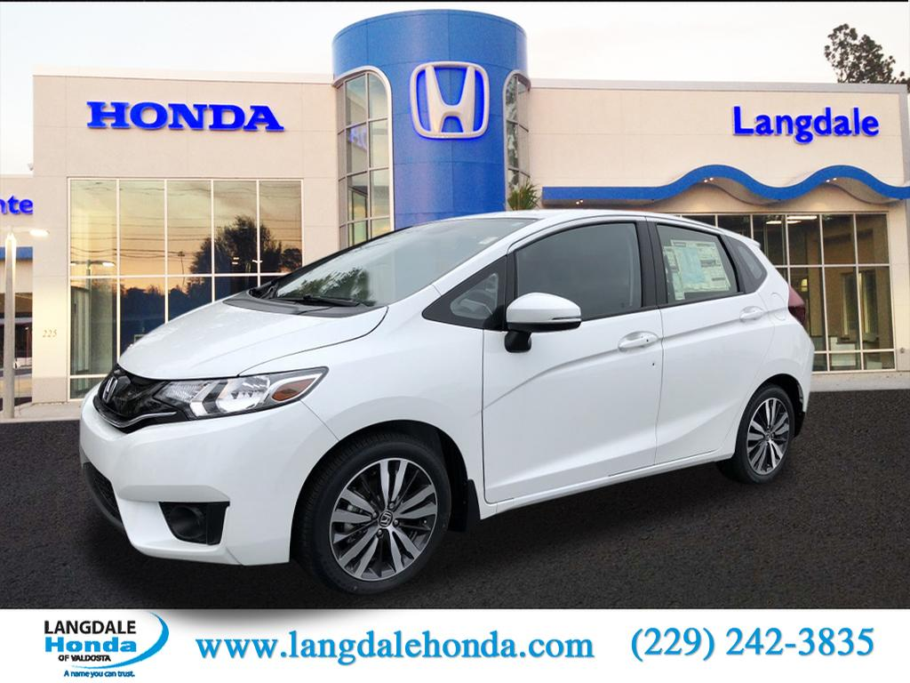 Captivating 2017 Honda Fit EXL