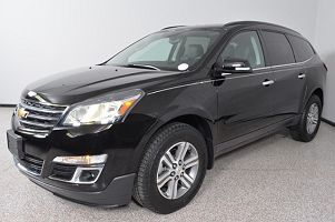 2016 CHEVROLET TRAVERSE LT LT2