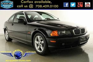 2001 BMW 3 SERIES 325CI