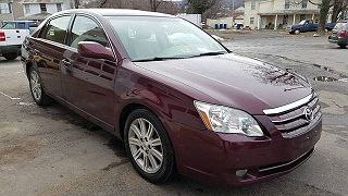 2005 TOYOTA AVALON LIMITED EDITION