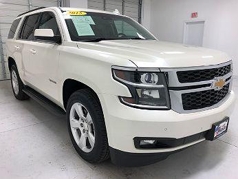 2015 Chevrolet Tahoe LT en venta en Edinburg, TX Image