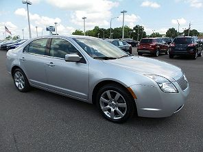 Image of Used 2011 Mercury Milan Premier