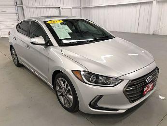 2017 Hyundai Elantra Limited Edition en venta en Edinburg, TX Image