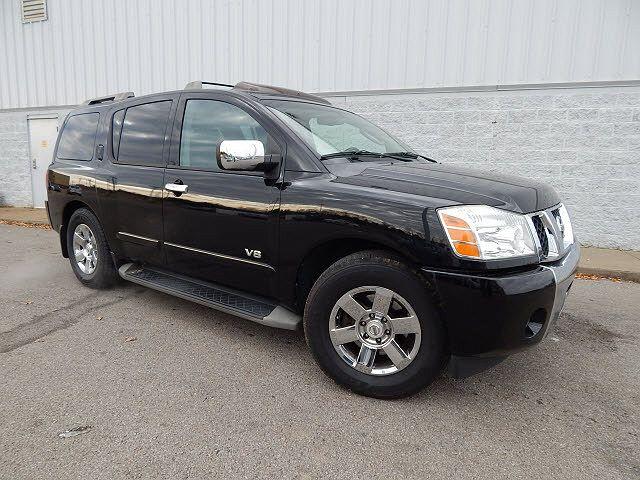 2007 Nissan Armada LE