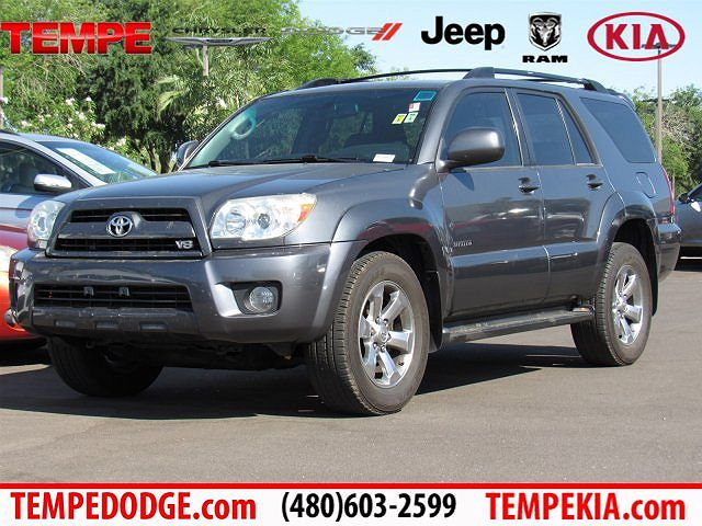 2007 Toyota 4Runner Limited Edition