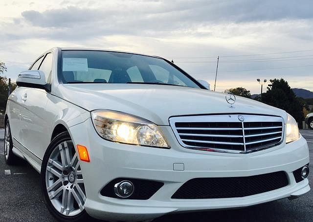 2008 Mercedes-Benz C-Class C 300 Luxury