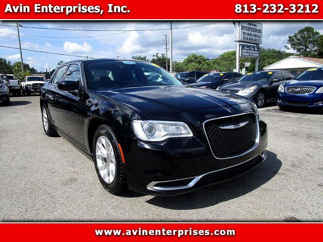 2015 Chrysler 300 Limited Edition