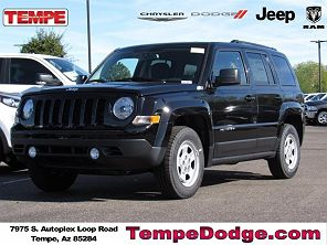 Image of New 2017 Jeep Patriot Sport