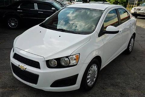 Image of Used 2014 Chevrolet Sonic LS