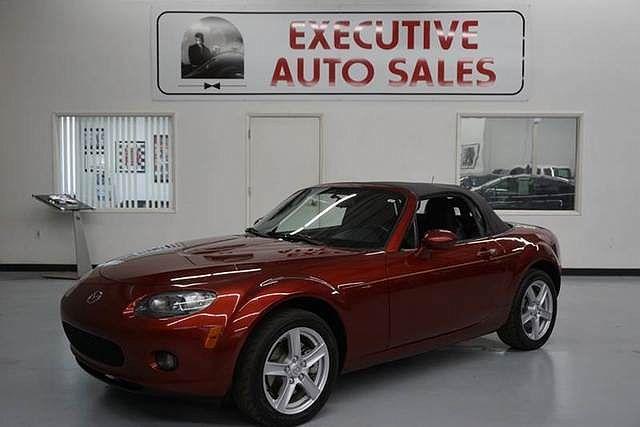 2006 Mazda Miata Touring