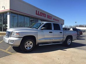 Image of Used 2008 Dodge Dakota Laramie