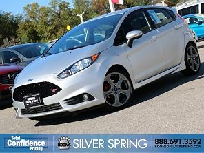 Image of Used 2014 Ford Fiesta ST ST