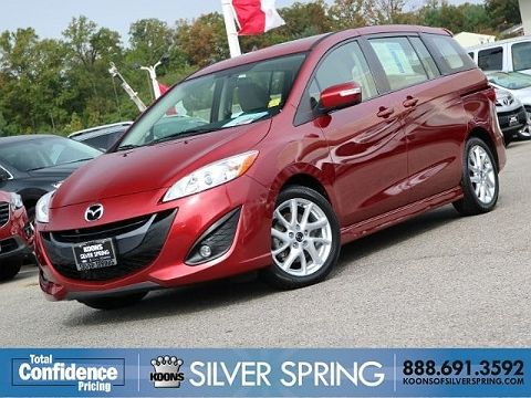 Image of Used 2015 Mazda Mazda 5 Touring