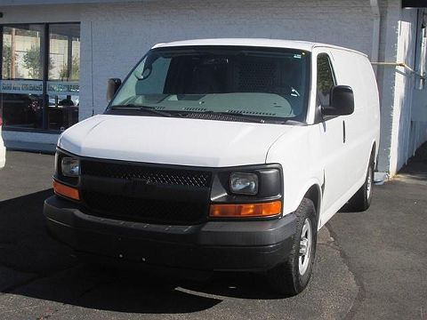 Image of Used 2008 Chevrolet Express 1500