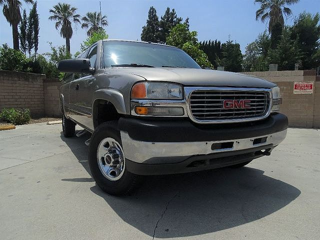 2001 GMC Sierra 2500HD SLE