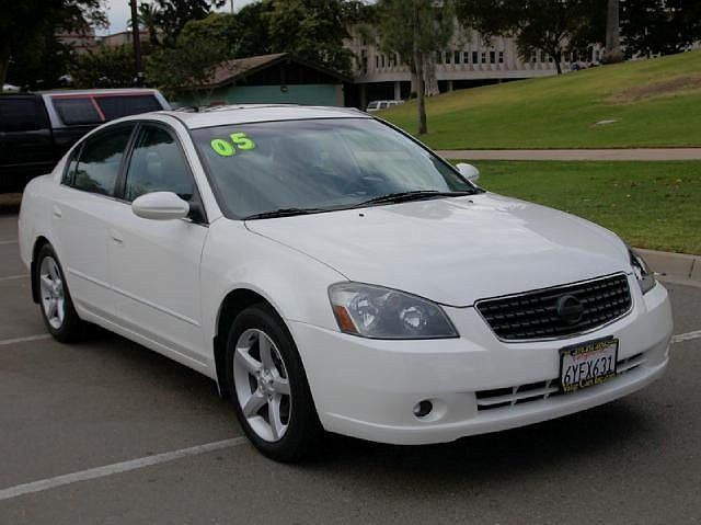 2005 Nissan Altima SE