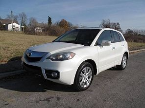 Image of Used 2010 Acura RDX Technology