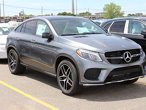 Image of New 2017 Mercedes-AMG GLE43 Coupe 4Matic / GLE63 S Coupe 4Matic 43 AMG