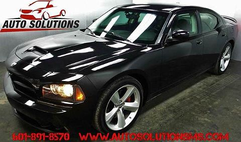 Image of Used 2009 Dodge Charger SRT / SRT Hellcat SRT8