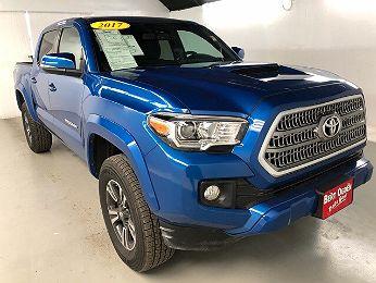2017 Toyota Tacoma TRD Sport en venta en Edinburg, TX Image