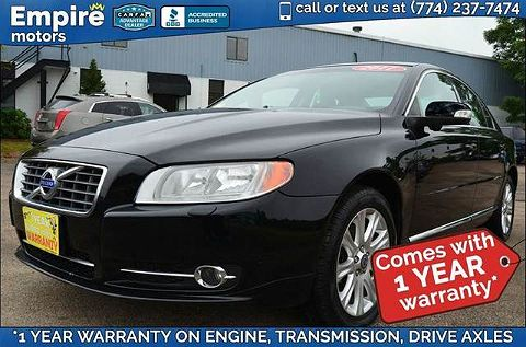 Image of Used 2011 Volvo S80