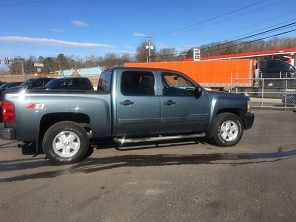 Image of Used 2008 Chevrolet Silverado 1500 LT