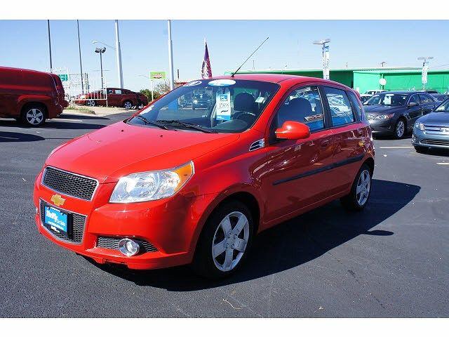 2010 Chevrolet Aveo LT LT1