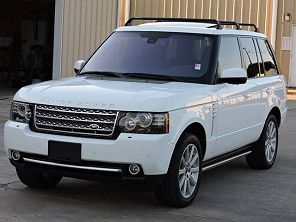 Image of Used 2012 Land Rover Range Rover Supercharged Supercharged