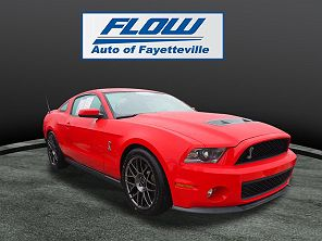 Image of Used 2011 Ford Mustang Shelby GT500 Shelby GT500