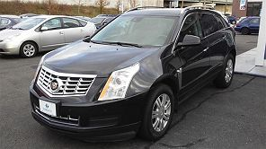 Image of Used 2013 Cadillac SRX Luxury