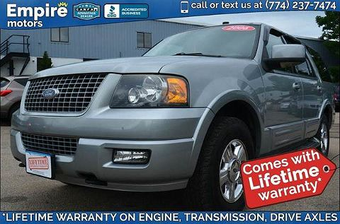 Image of Used 2006 Ford Expedition / Expedition Max Limited