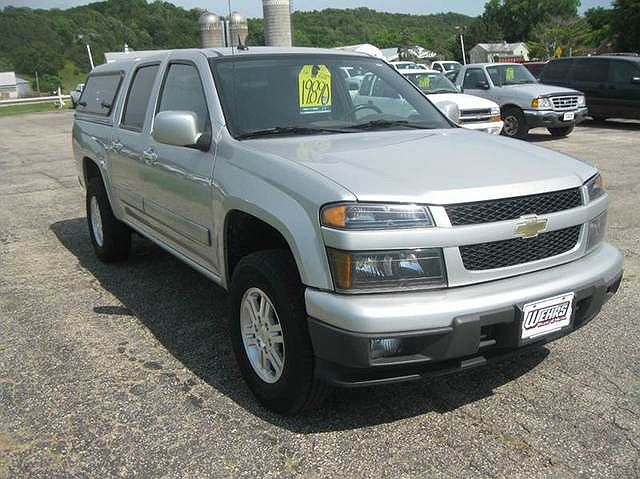 2012 Chevrolet Colorado LT LT1