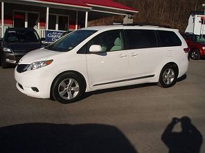 Image of Used 2012 Toyota Sienna LE