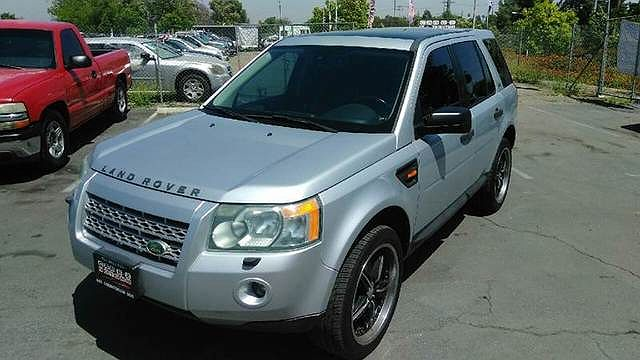 2008 Land Rover LR2 SE Technology