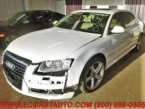Image of Used 2008 Audi A8 L