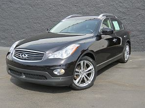Image of Used 2013 Infiniti EX Base