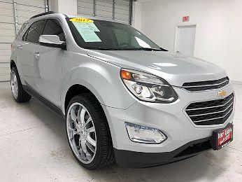 2017 Chevrolet Equinox LT en venta en Edinburg, TX Image