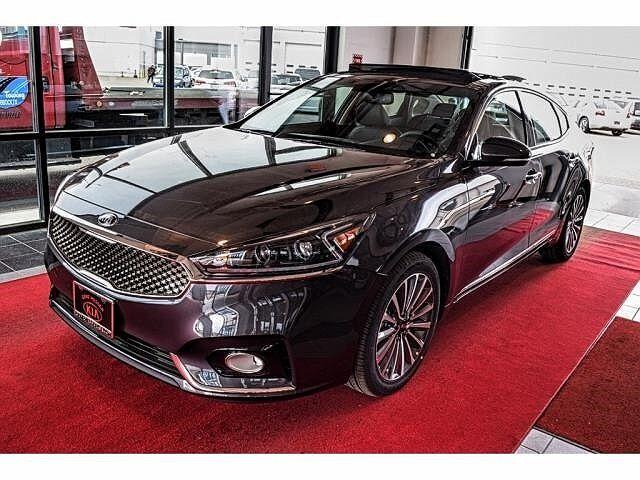 2018 Kia Cadenza Premium