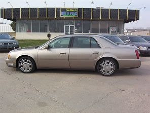 Image of Used 2004 Cadillac DeVille